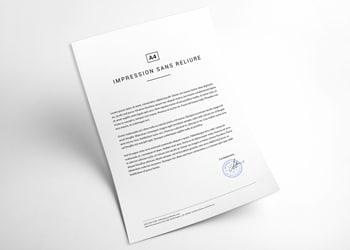 document-sans-reliure
